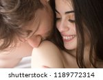 close up portrait young... | Shutterstock . vector #1189772314
