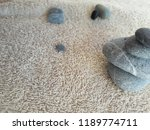 abstract smooth round pebbles... | Shutterstock . vector #1189774711