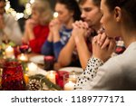 holidays and religious concept  ... | Shutterstock . vector #1189777171