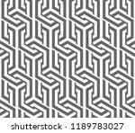 vector seamless texture. modern ...   Shutterstock .eps vector #1189783027