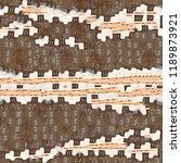 urban modern seamless pattern.... | Shutterstock . vector #1189873921