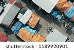 santa cruz  bolivia   sept 5... | Shutterstock . vector #1189920901