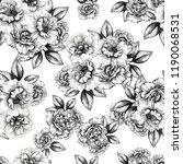 abstract elegance seamless...   Shutterstock . vector #1190068531