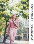 urgency of my business... | Shutterstock . vector #1190222221