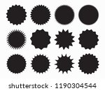 special offer sale tag ... | Shutterstock .eps vector #1190304544