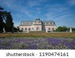 view of schloss benrath  old...   Shutterstock . vector #1190474161