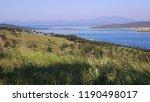 beautiful panoramic view of the ... | Shutterstock . vector #1190498017