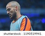 manchester  england   september ...   Shutterstock . vector #1190519941