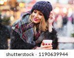 outdoors lifestyle fashion...   Shutterstock . vector #1190639944
