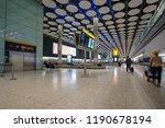 london   sept 21  2018 ... | Shutterstock . vector #1190678194