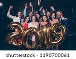 nice beautiful attractive... | Shutterstock . vector #1190700061
