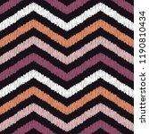 ethnic boho seamless pattern....   Shutterstock .eps vector #1190810434