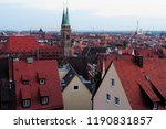 beautiful view of historical... | Shutterstock . vector #1190831857