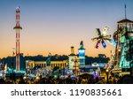 munich  germany   september 27  ... | Shutterstock . vector #1190835661