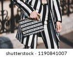 paris  france    september 24 ...   Shutterstock . vector #1190841007