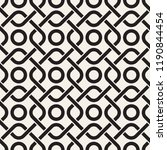vector seamless geometric... | Shutterstock .eps vector #1190844454