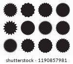 special offer sale tag ... | Shutterstock .eps vector #1190857981