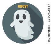 vector halloween icon good... | Shutterstock .eps vector #1190915557