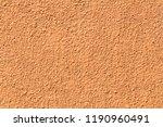 terracotta texture. orange... | Shutterstock . vector #1190960491