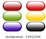 web buttons   Shutterstock .eps vector #11911234