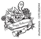 vector illustration  happy...   Shutterstock .eps vector #1191186544