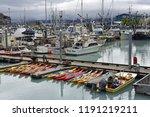valdez  alaska   july 27  2018  ...   Shutterstock . vector #1191219211