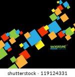 design template   eps10... | Shutterstock .eps vector #119124331