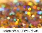 blurred abstract creative... | Shutterstock . vector #1191271981