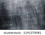 dark titanium plate  gray metal ...   Shutterstock . vector #1191370081