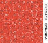 beautiful geometric pattern... | Shutterstock .eps vector #1191429211