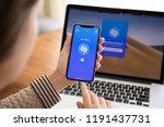 alushta  russia   september 26  ... | Shutterstock . vector #1191437731