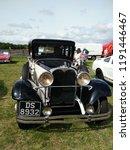 vintage dodge car show outdoor... | Shutterstock . vector #1191446467