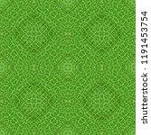 green complex symmetrical... | Shutterstock . vector #1191453754