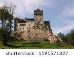 bran  brasov county  romania  ... | Shutterstock . vector #1191571327