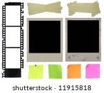 design set | Shutterstock . vector #11915818