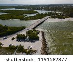 the inlet and waterway dividng... | Shutterstock . vector #1191582877