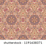 abstract paisley seamless... | Shutterstock .eps vector #1191638371