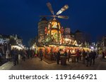 stuttgart  germany   december... | Shutterstock . vector #1191646921