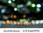 abstract background of colorful ... | Shutterstock . vector #1191660994