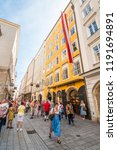 Salzburg  Austria   September...