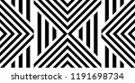 seamless pattern with striped... | Shutterstock .eps vector #1191698734