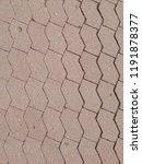 floor tiles. texture. abstract... | Shutterstock . vector #1191878377