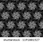 vector seamless texture. modern ... | Shutterstock .eps vector #1191881527