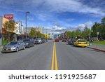 anchorage  alaska  usa   july...   Shutterstock . vector #1191925687