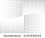 abstract halftone wave dotted... | Shutterstock .eps vector #1191934141