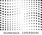 abstract halftone wave dotted... | Shutterstock .eps vector #1191934144