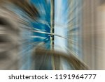 urban abstract background of a... | Shutterstock . vector #1191964777