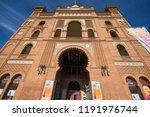 madrid  spain   january 24 ... | Shutterstock . vector #1191976744