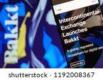 kyrenia  cyprus   september 30  ... | Shutterstock . vector #1192008367