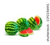 fresh  nutritious and tasty... | Shutterstock .eps vector #1192156441